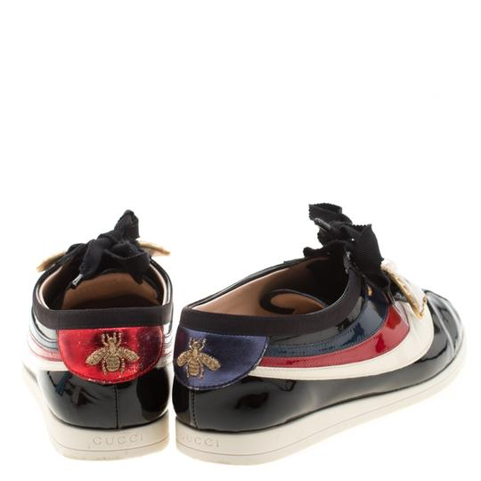 Gucci Leather Patent Leather Multicolor Athletic Image 2
