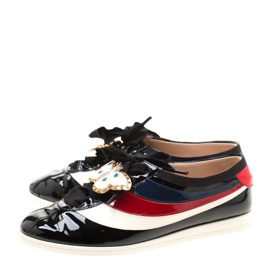 Gucci Leather Patent Leather Multicolor Athletic Image 4