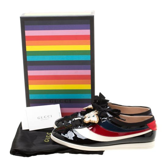 Gucci Leather Patent Leather Multicolor Athletic Image 6
