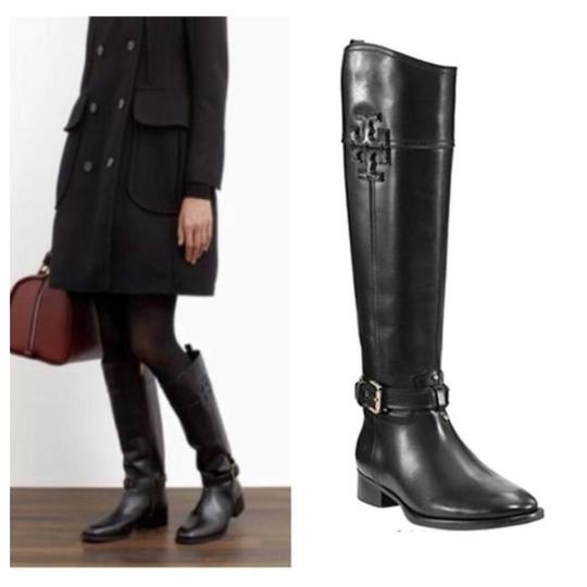 Preload https://img-static.tradesy.com/item/25968559/tory-burch-black-blaire-low-heel-riding-bootsbooties-size-us-85-regular-m-b-0-0-540-540.jpg