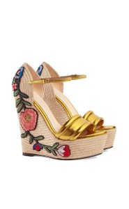 Gucci multi Wedges