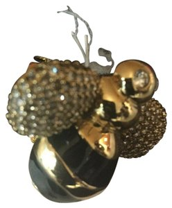 Kate Spade NWT Kate Spade Queen Bee Ring Size 7 Glass Stones Style # WBRUC021