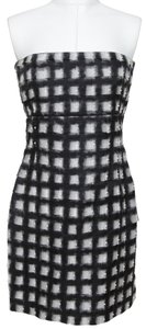 Chanel Short Strapless Party Dress