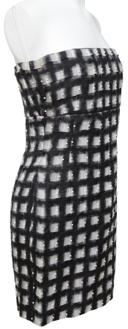 Chanel Short Strapless Party Dress Image 1
