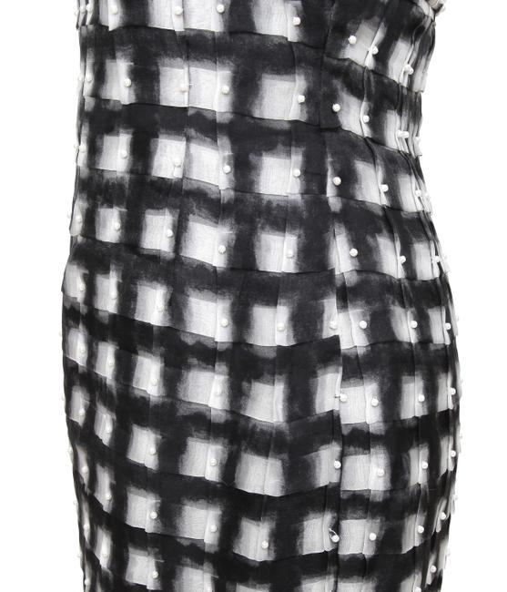 Chanel Short Strapless Party Dress Image 4