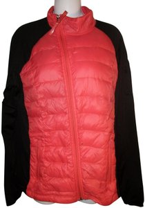 Calvin Klein Black and Red Jacket