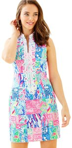 Pop Up Summer Remix Patch Maxi Dress by Lilly Pulitzer
