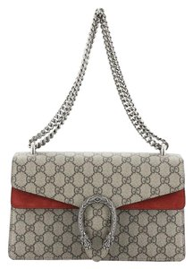 Gucci Dionysus Gg Coated Canvas Shoulder Bag