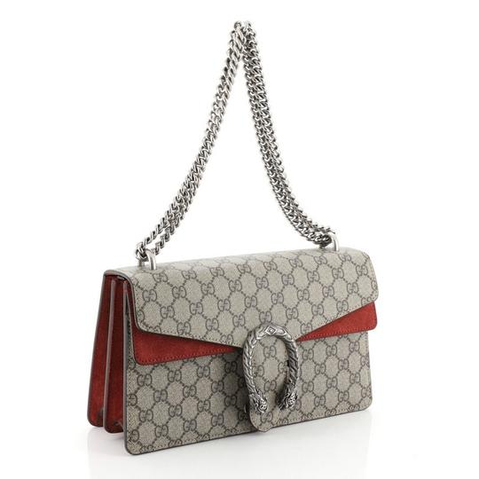 Gucci Dionysus Gg Coated Canvas Shoulder Bag Image 1