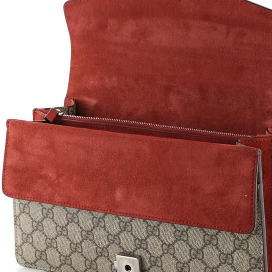 Gucci Dionysus Gg Coated Canvas Shoulder Bag Image 4