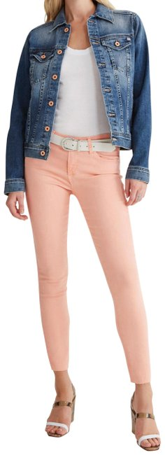Item - Peach The Legging Ankle Super Skinny Jeans Size 27 (4, S)