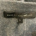Marc by Marc Jacobs L V Crew Neck Jumper Knit Large Button Size Large Blue Sweater Marc by Marc Jacobs L V Crew Neck Jumper Knit Large Button Size Large Blue Sweater Image 8