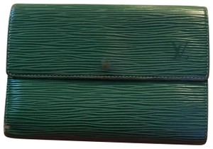 Louis Vuitton louis vuitton International Epi long wallet