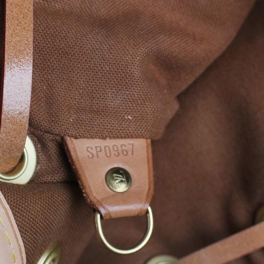 Louis Vuitton Montsouris Weekend/Travelbags Monogram Backpack Image 11