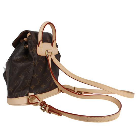 Louis Vuitton Montsouris Weekend/Travelbags Monogram Backpack Image 6
