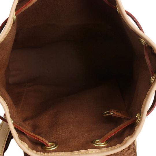Louis Vuitton Montsouris Weekend/Travelbags Monogram Backpack Image 9