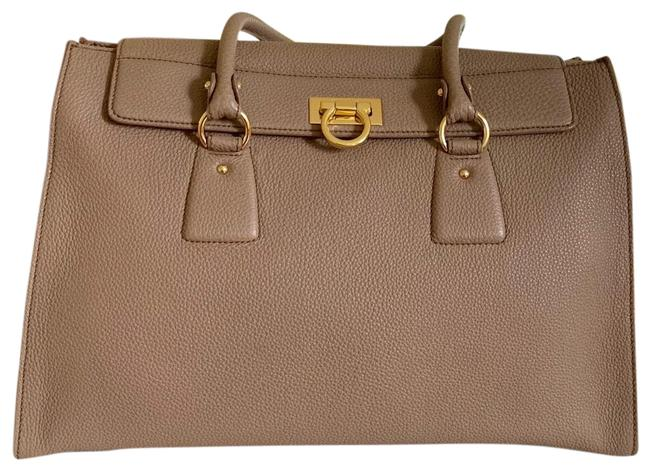 Item - Bag Taupe Leather Tote