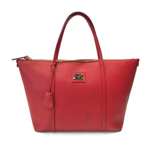 Dolce&Gabbana Tote in Red