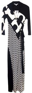 Black Maxi Dress by Diane von Furstenberg