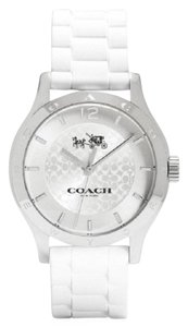 Coach Coach Maddy Rubber Watch New