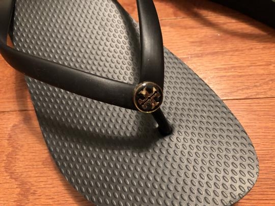 Tory Burch Black Sandals Image 6