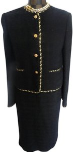 Chanel Authentic Chanel Creations women's skirt suit