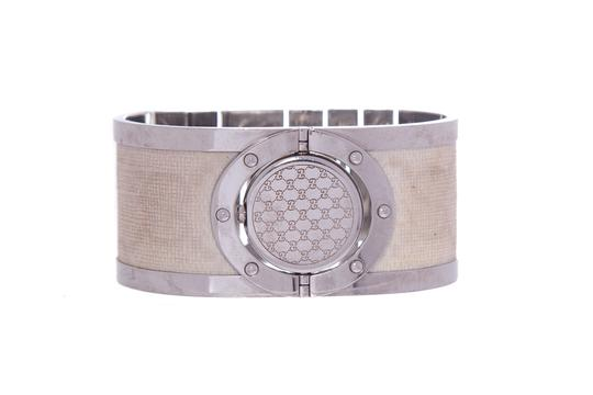 Gucci GUCCI 112 Twirl Bangle Stainless Steel Watch Image 4