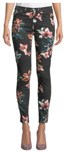 7 For All Mankind Resort Floral Cruise South Beach Skinny Jeans