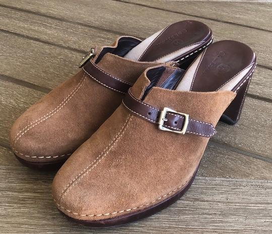 Cole Haan brown Mules Image 1