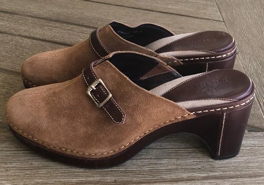 Cole Haan brown Mules Image 2