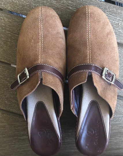Cole Haan brown Mules Image 3