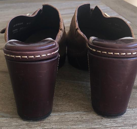Cole Haan brown Mules Image 4