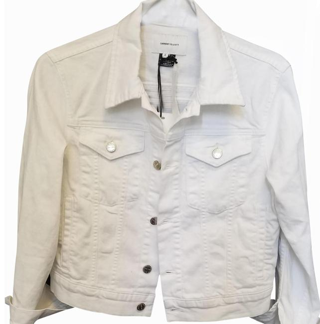 Item - White Sugar The Baby Trucker Jacket Size 2 (XS)