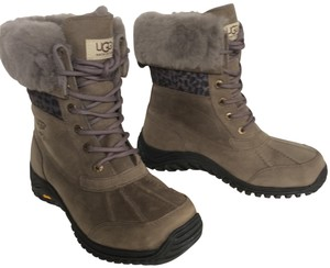 UGG Australia New With Tags New In Box Charcoal Grey Boots