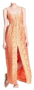 vintage coral Maxi Dress by Free People