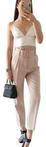 Zara Trouser Pants pink