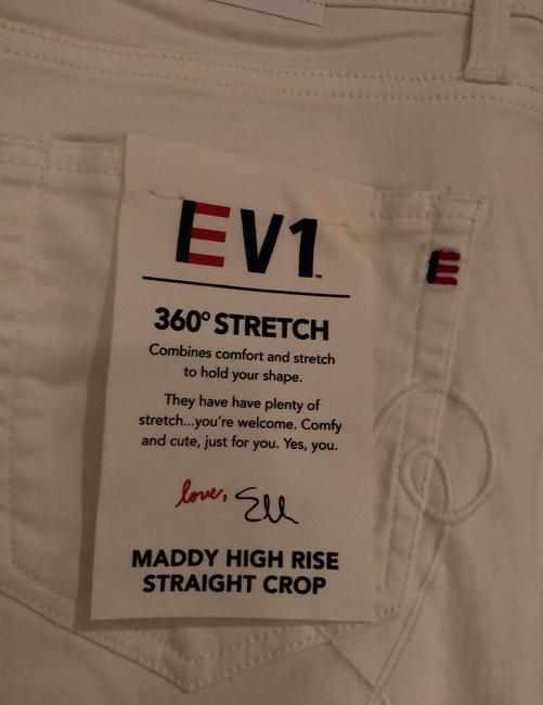 EV1 Capri/Cropped Pants white Image 3