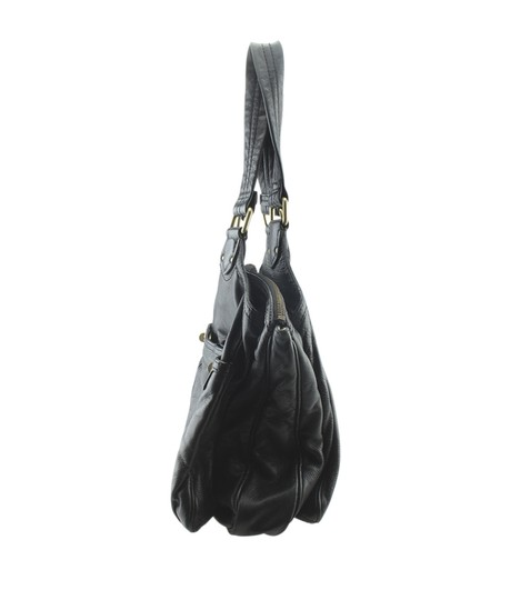Marc Jacobs Leather Tote in Black Image 3