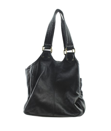 Marc Jacobs Leather Tote in Black Image 4