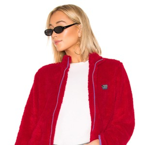 Stüssy Red Jacket