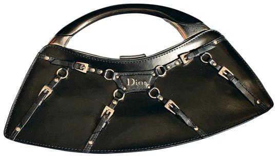 Dior Satchel in black Image 0