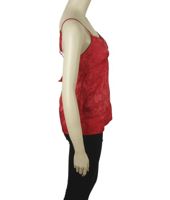 Marc Jacobs Silk Top Red Image 1