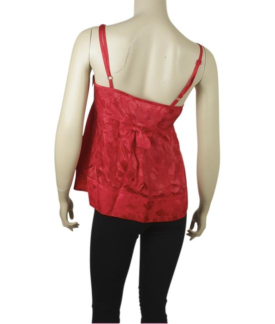 Marc Jacobs Silk Top Red Image 2