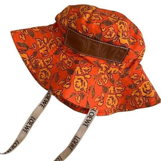 Preload https://img-static.tradesy.com/item/25973571/loewe-orange-bucket-hat-0-1-540-540.jpg