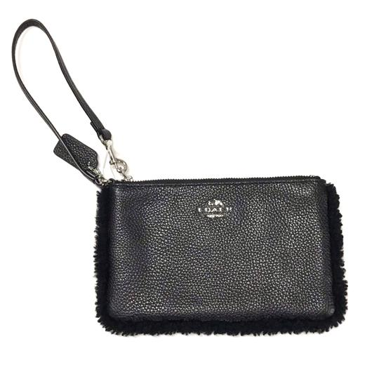 Coach Wristlet in Black Image 0