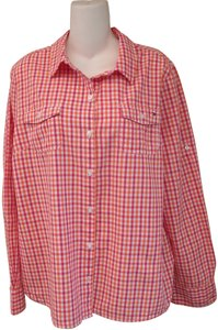 Tommy Hilfiger Button Down Shirt Checkered