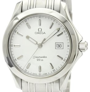 Omega Omega Seamaster Quartz Stainless Steel Men's Sports Watch 2511.21