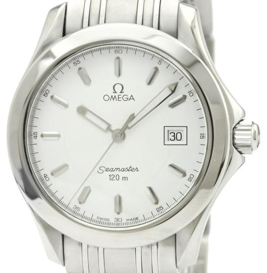 Preload https://img-static.tradesy.com/item/25973747/omega-seamaster-quartz-stainless-steel-men-s-sports-251121-watch-0-2-540-540.jpg
