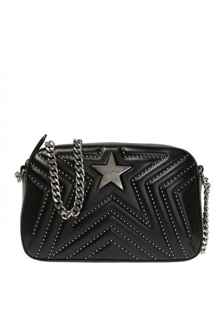 Item - Shoulder New Star Black Faux Leather Cross Body Bag