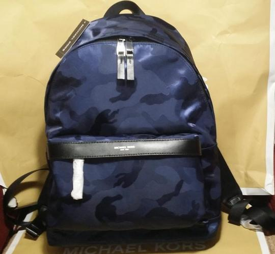 Michael Kors Kent Camfaouge Backpack Image 4
